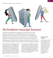 Als kinderen muurtjes bouwen - Riet Fiddelaers-Jaspers & Gijs Visser- 2017