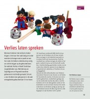 Verlies laten spreken - Riet Fiddelaers-Jaspers - Kinderwijs 2017